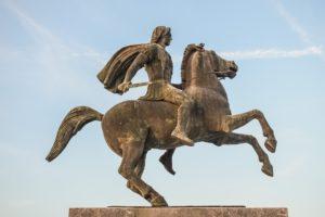 Είμαστε όλοι Μακεδόνες – Όλος ο κόσμος Έλληνες (Ρηγίνος)