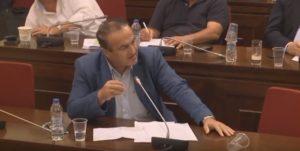 Ο βουλευτής Φλώρινας ΝΔ Γιάννης Αντωνιάδης σε σύσκεψη υπό τον Πρωθυπουργό για την απολιγνιτοποίηση