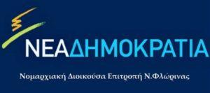 Για ανυπαρξία έργων κατηγορεί η ΝΟΔΕ Φλώρινας την παρούσα περιφερειακή αρχή