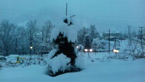 Τα χιόνια της Φλώρινας (Ρηγίνος)