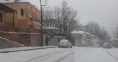 χιόνι - Δροσοπηγή