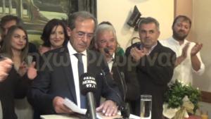 """Παρουσίαση υποψήφιων δημοτικών συμβούλων του συνδυασμού """"ΜΕ ΛΟΓΙΣΜΟ & ΟΡΑΜΑ"""" από τον Βασίλη Τσέπα, υποψήφιο δήμαρχο Πρεσπών (ΒΙΝΤΕΟ)."""