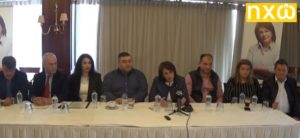 Παρουσίαση των πρώτων υποψηφίων περιφερειακών συμβούλων του συνδυασμού «ΕΛΠΙΔΑ ΓΙΑ ΤΗΝ ΔΥΤ.ΜΑΚΕΔΟΝΙΑ» της Γεωργίας Ζεμπιλιάδου στην Π.Ε. Φλώρινας (ΒΙΝΤΕΟ-ΦΩΤΟ-ΒΙΟΓΡΑΦΙΚΑ)