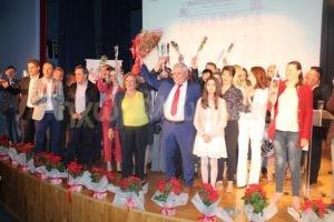 Παρουσίαση υποψήφιων δημοτ. συμβούλων του συνδυασμού «Δημιουργική Πορεία – Κοινωνική Συνεργασία» για τον Δήμο Φλώρινας (ΒΙΝΤΕΟ-ΦΩΤΟ 8/5/2019)