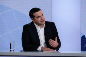 Συνέντευξη του Πρωθυπουργού, Αλέξη Τσίπρα, στην εκπομπή του Open «Ώρα Ελλάδος 7:00» και στους δημοσιογράφους Ιορδάνη Χασαπόπουλο και Γιάννη Σαραντάκο