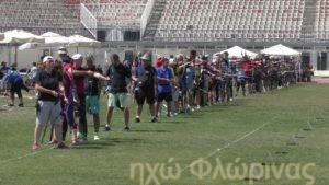 Πανελλήνιοι αγώνες τοξοβολίας από τη Σκοπευτική Αθλητική Λέσχη Φλώρινας (ΒΙΝΤΕΟ – ΦΩΤΟ)