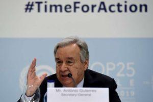 COP25 – Μια πρόκληση για την ανθρωπότητα (του Δρ. Συμεών Κωνσταντινόπουλου)