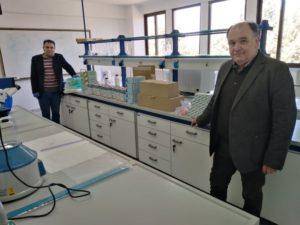 Πανεπιστήμιο Δυτικής Μακεδονίας: Διάθεση Εργαστηριακού υλικού κλινικής βιοχημείας στο Μποδοσάκειο Νοσοκομείο Πτολεμαΐδας