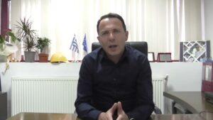 Μήνυμα του Προέδρου του Εργατικού Κέντρου Φλώρινας για την Εργατική Πρωτομαγιά (ΒΙΝΤΕΟ)
