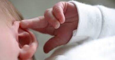 αυτί μωρού