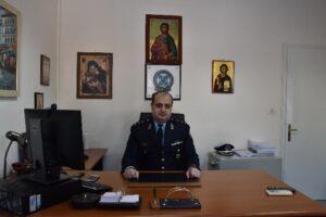 Νέος Διευθυντής στη Διεύθυνση Αστυνομίας Φλώρινας