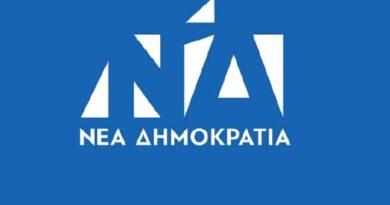 Νέα Δημοκρατία λογότυπο 2021