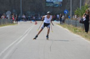 Αθλητικός Όμιλος Φλώρινας: Αγώνες Roller Ski